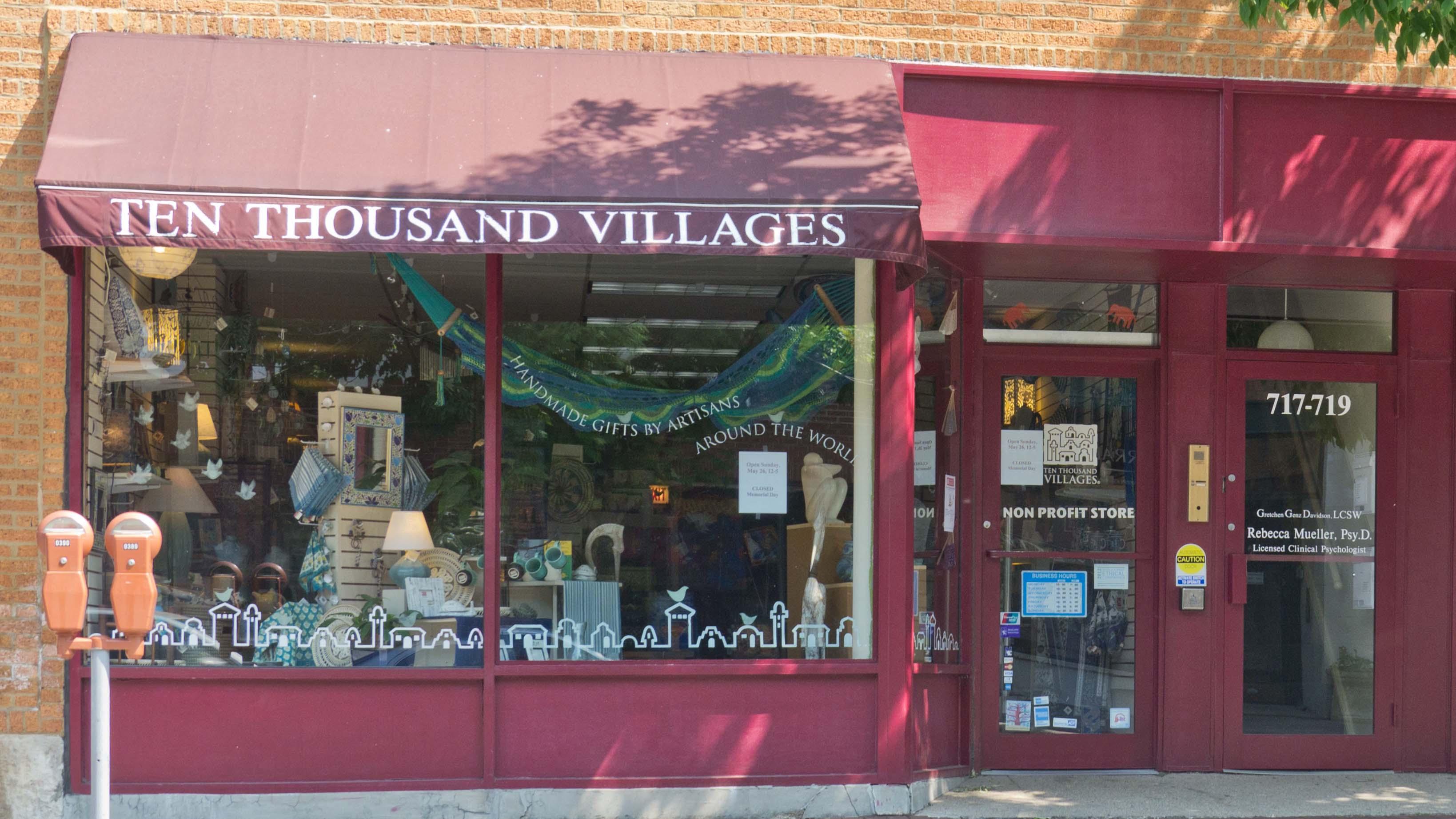 Ten Thousand Villages | Enjoy Illinois