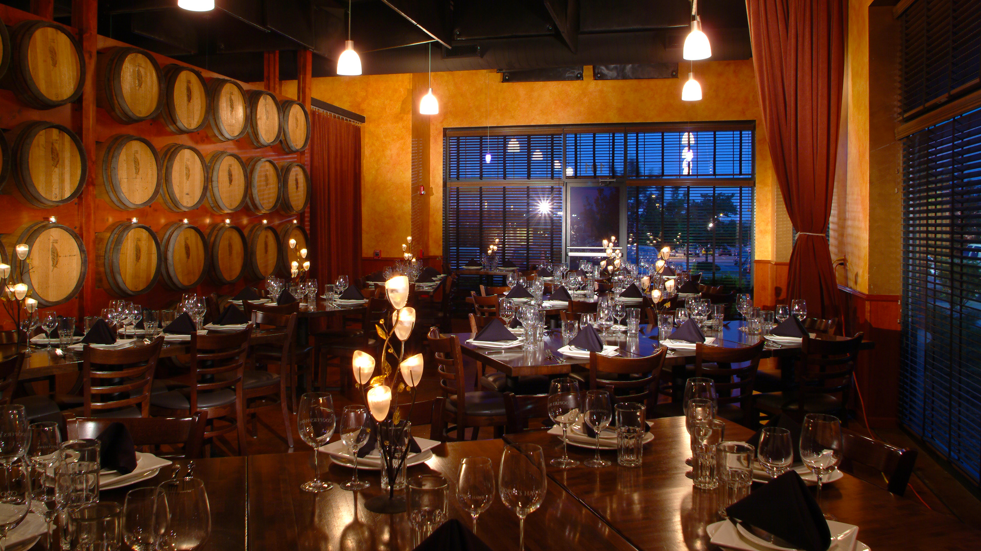 Cooper S Hawk Winery Restaurant Orland Park Enjoy Illinois