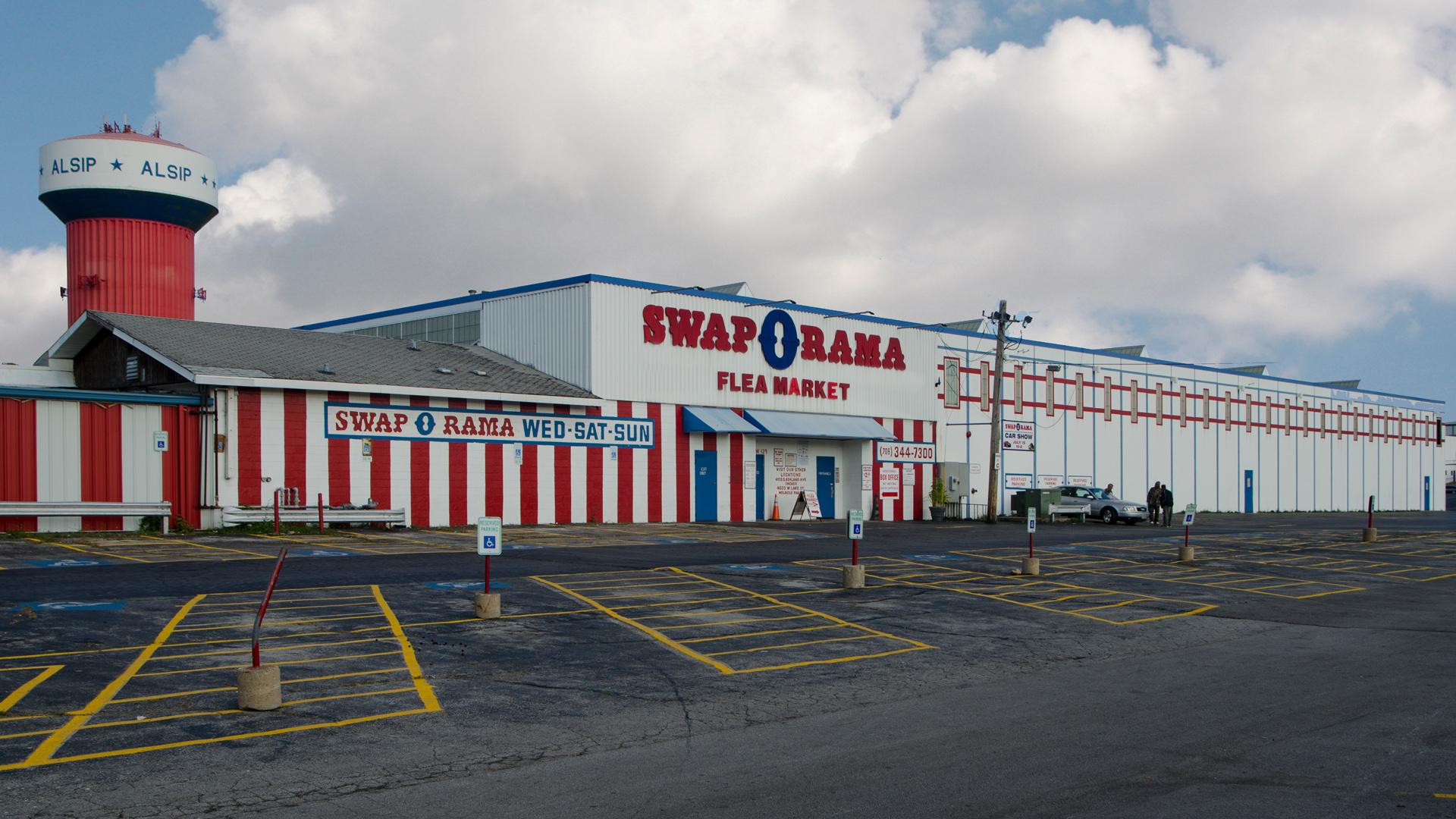 Swap O Rama Flea Market Enjoy Illinois