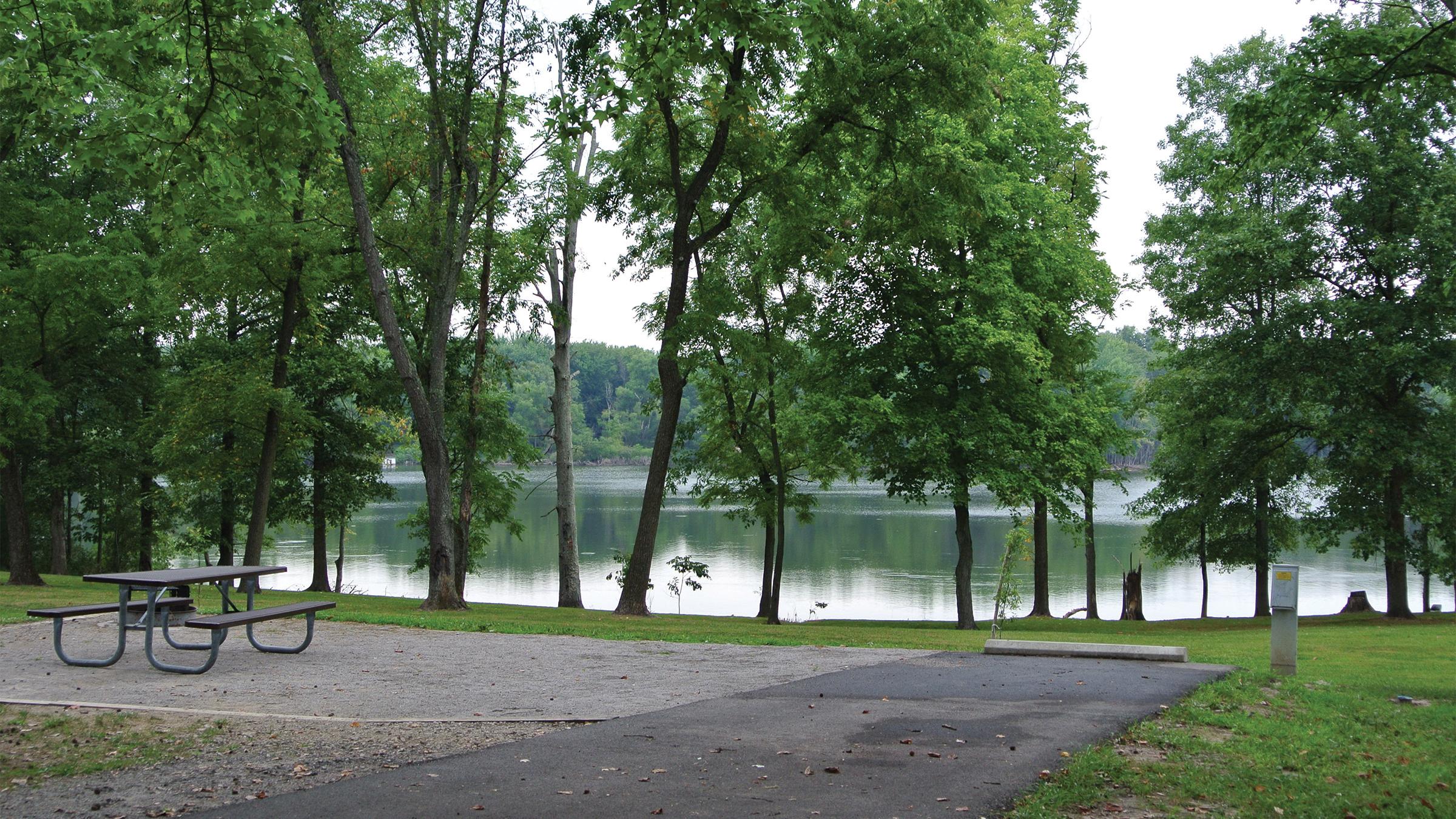 Rend Lake Illinois Map.Gun Creek Campground At Rend Lake Enjoy Illinois