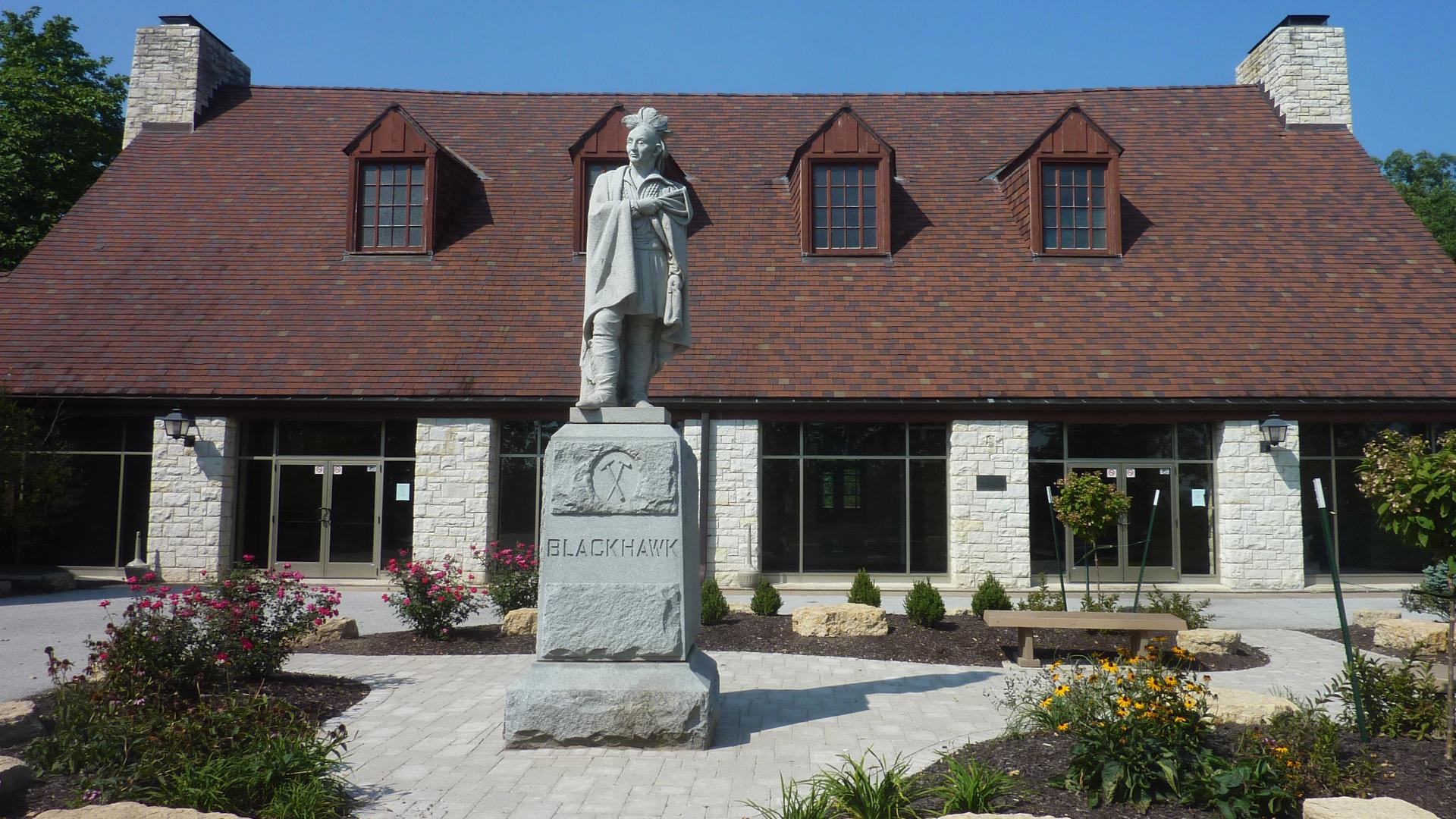 Black Hawk State Historic Site Enjoy Illinois