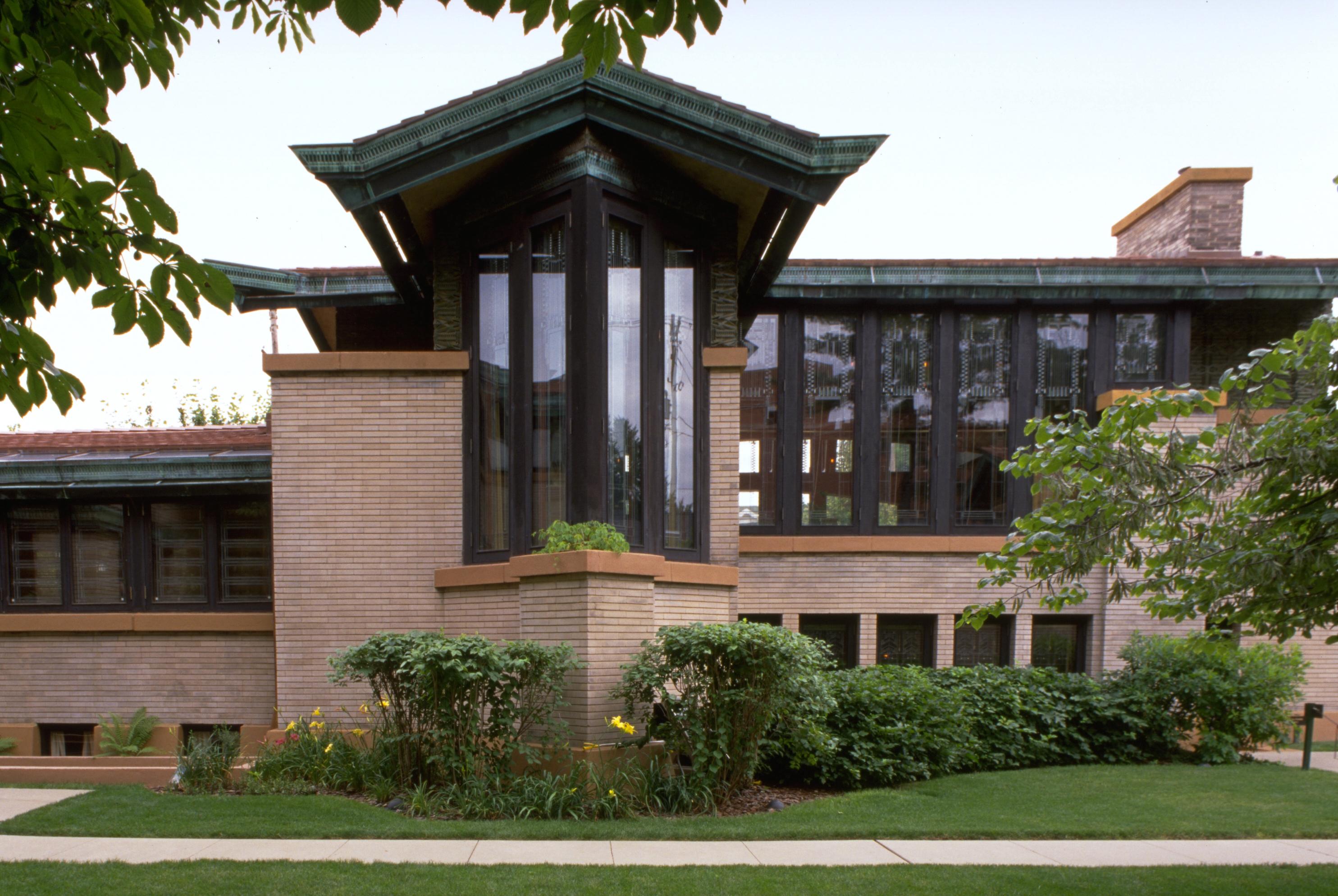 Lloyd Frank Wright Houses dana-thomas house - frank lloyd wright design | enjoy illinois
