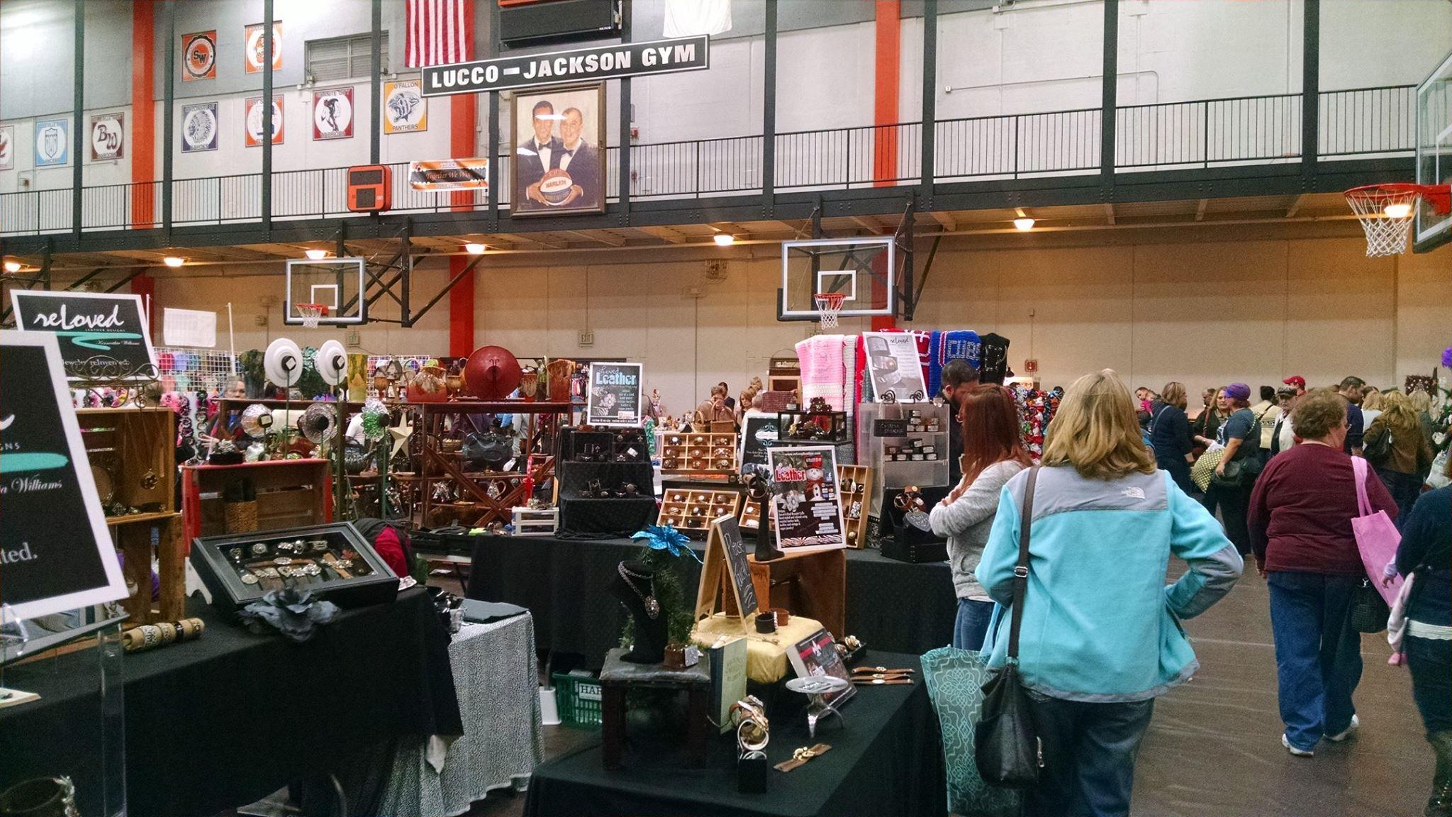 Edwardsville Craft Fair Enjoy Illinois
