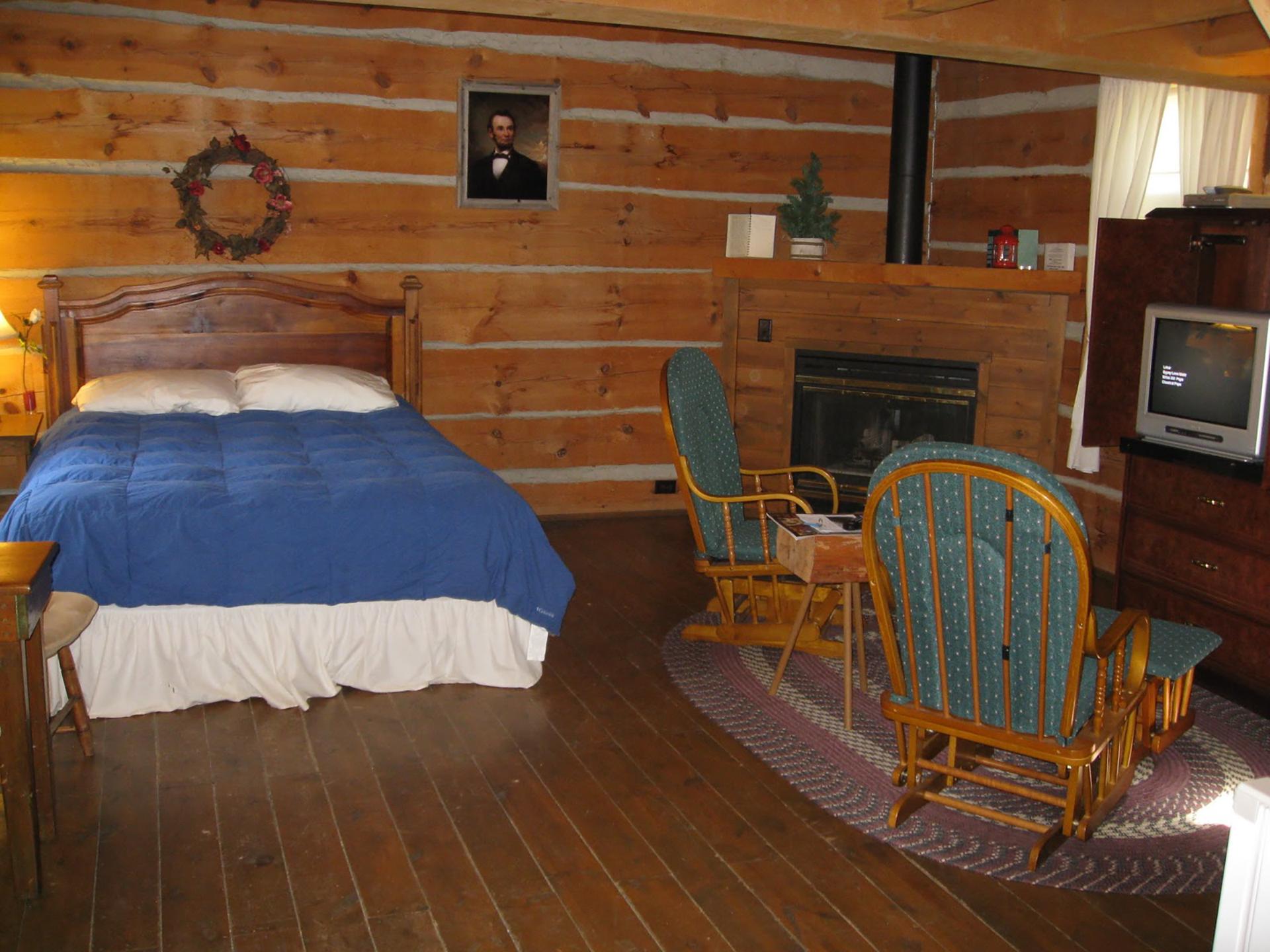 Images. Galena Log Cabin Getaway ...