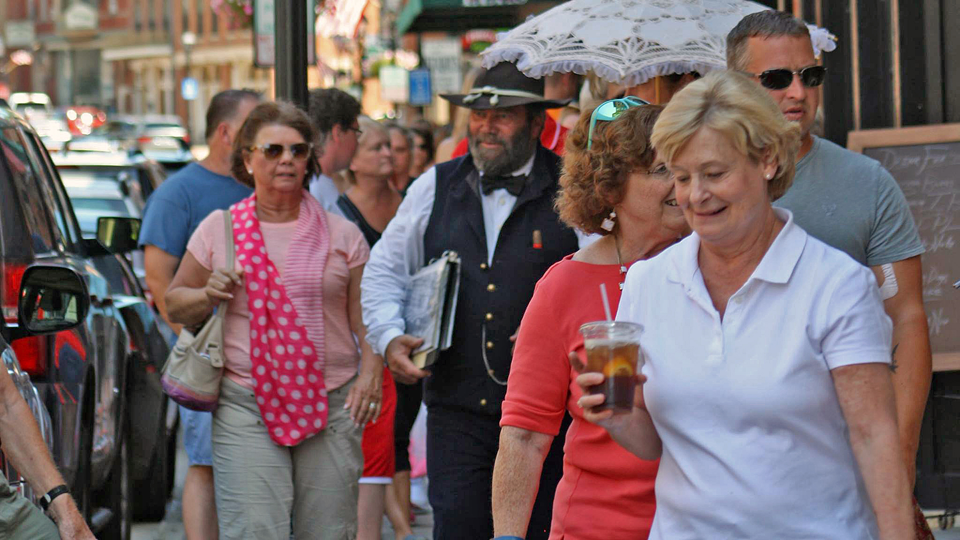 Galena Main Street Walking Tour