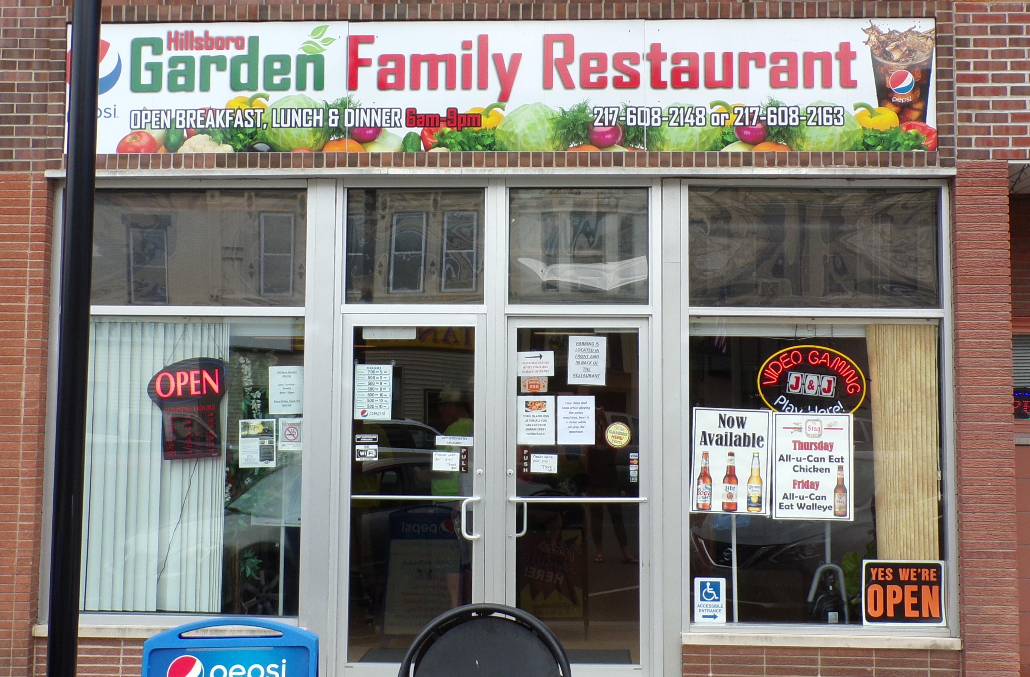 Garden Family Restaurant Enjoy Illinois