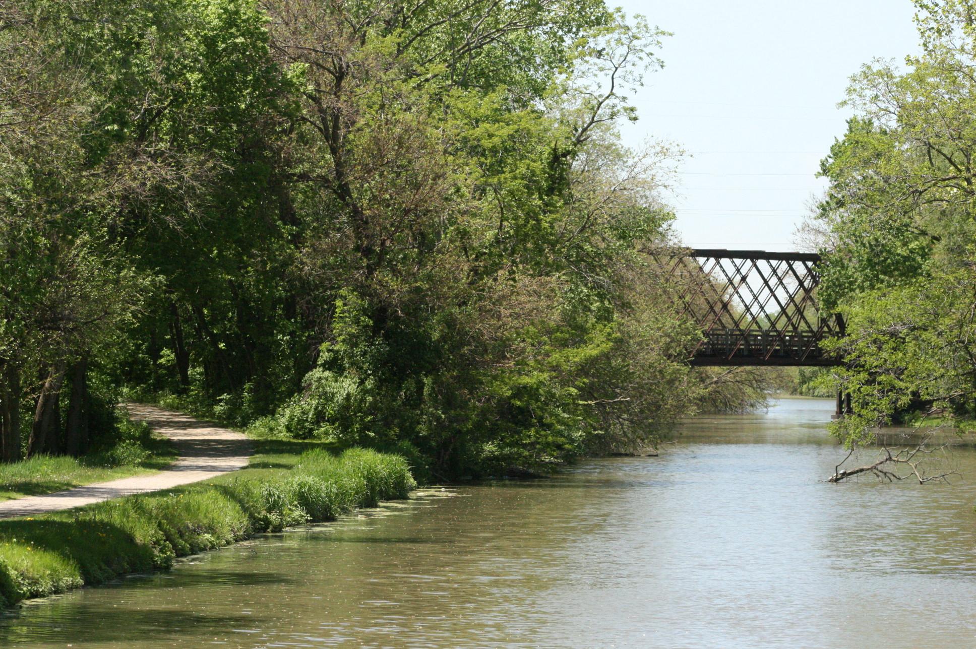 I Amp M Canal State Trail Enjoy Illinois