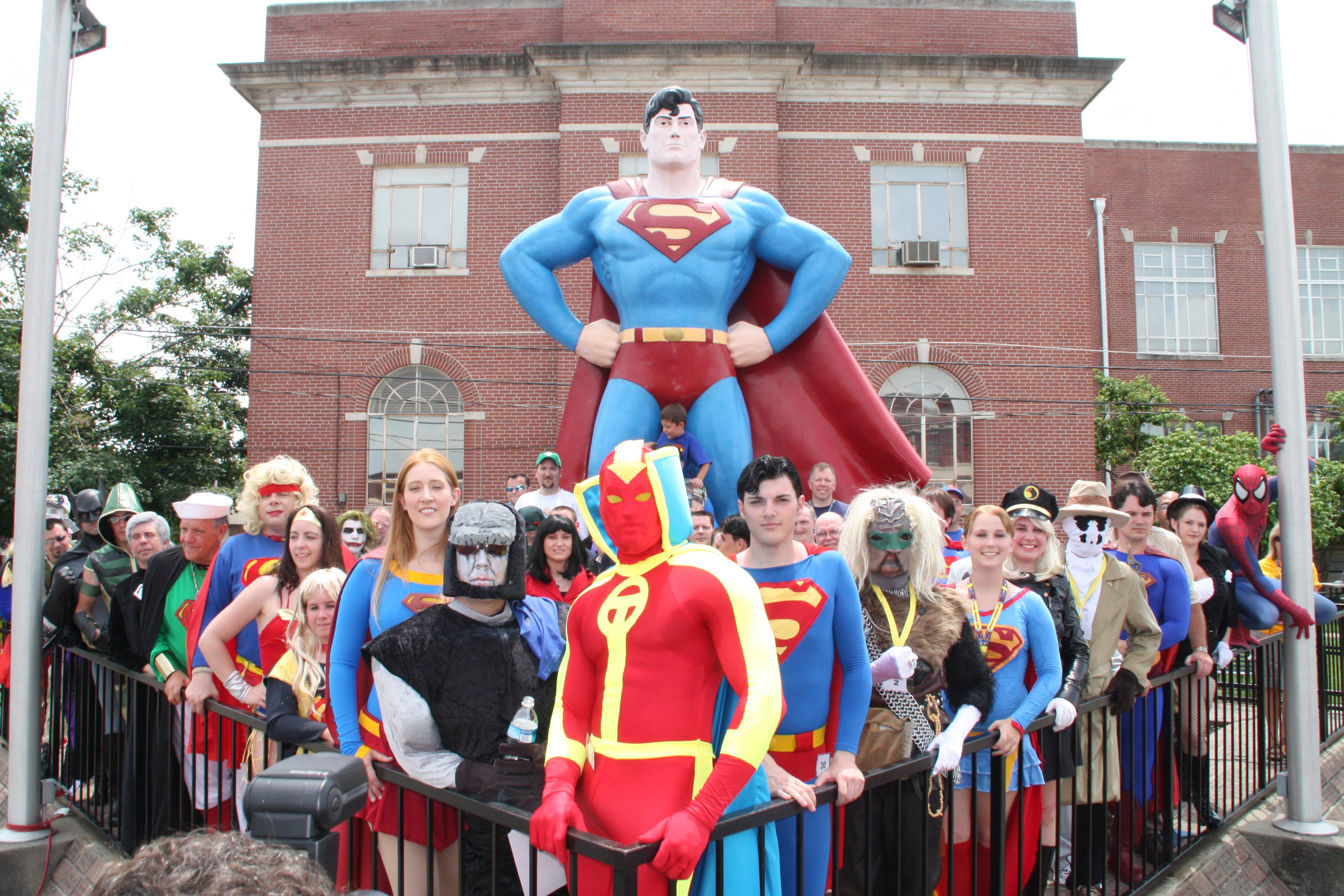 Superman Festival 2020 Superman Celebration   Enjoy Illinois
