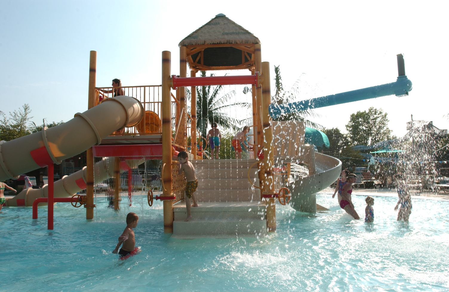 Itasca Caribbean Theme Waterpark | Your Site Name
