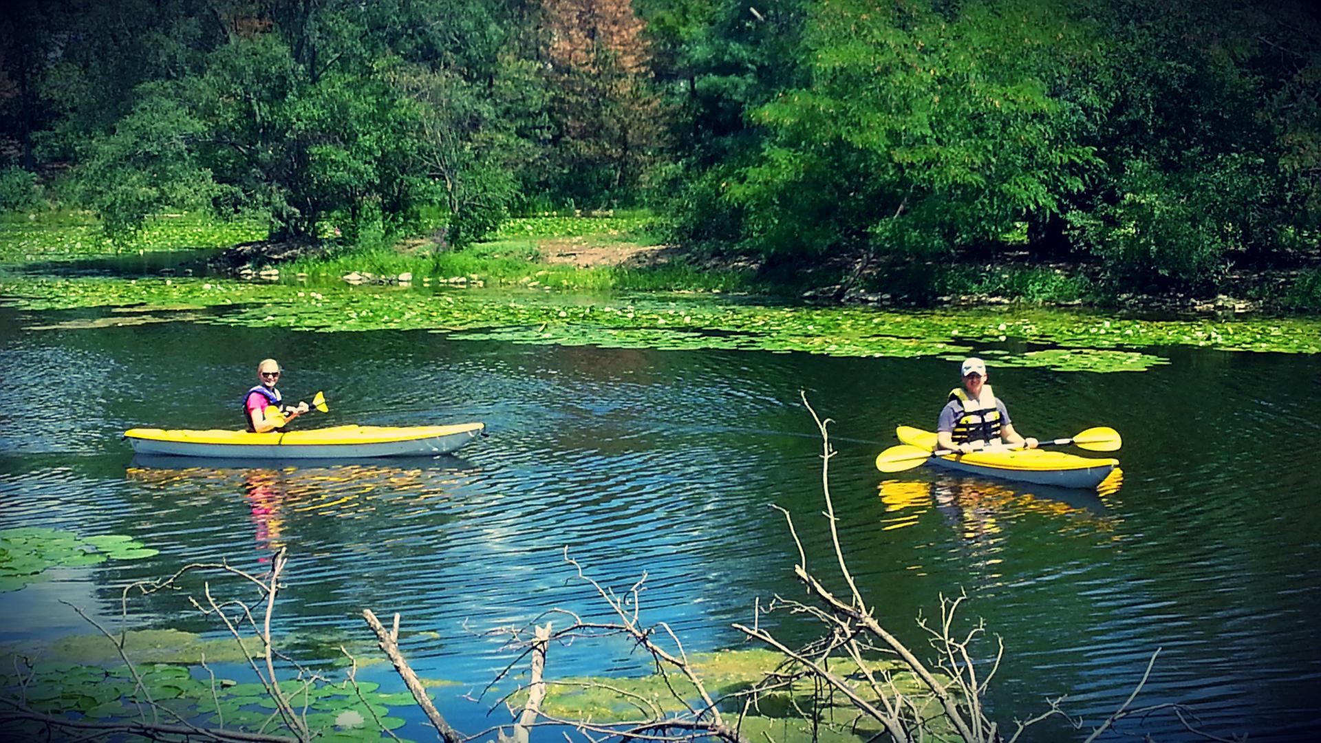Lake katherine nature center botanic gardens enjoy - The wedding garden carbondale il ...
