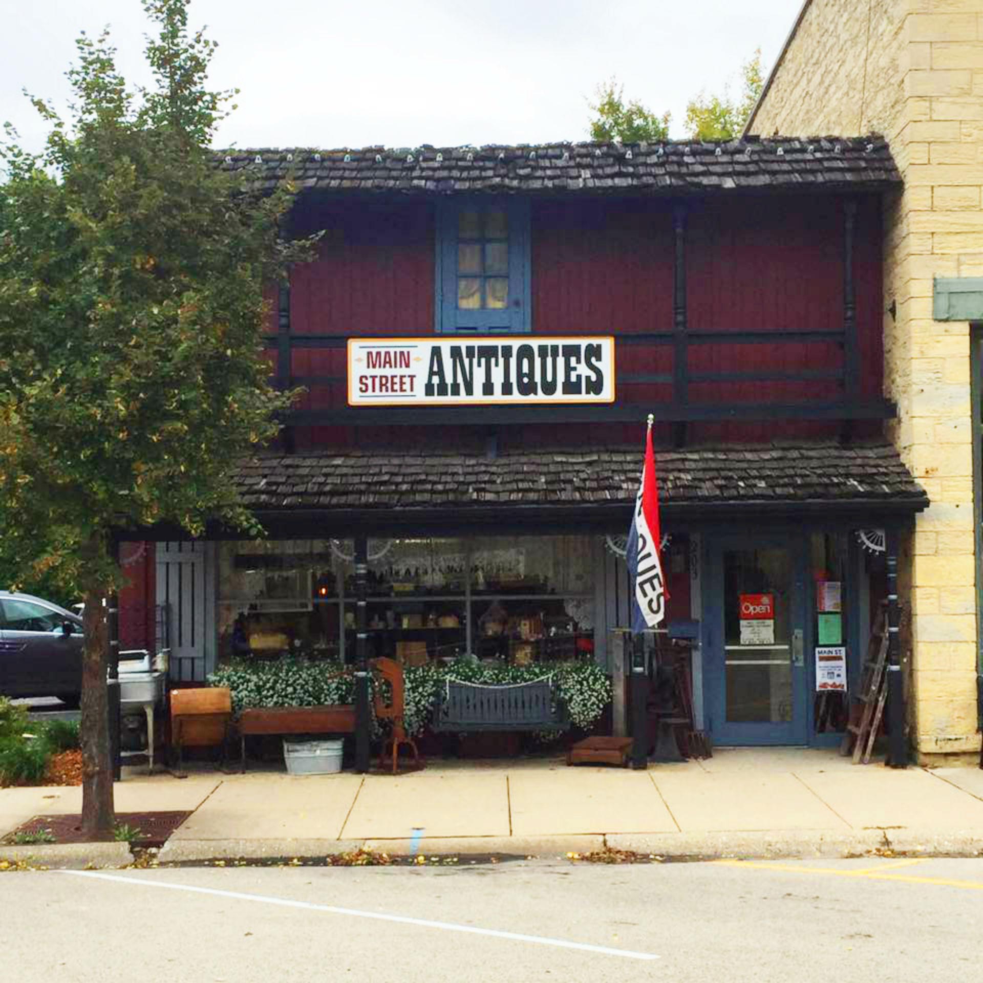 Rockton Main Street Antiques Enjoy Illinois