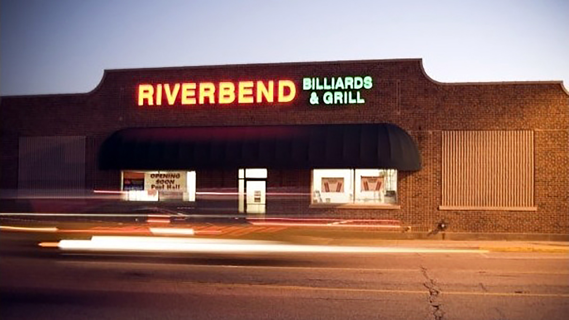 Riverbend Billiards & Grill | Your Site Name