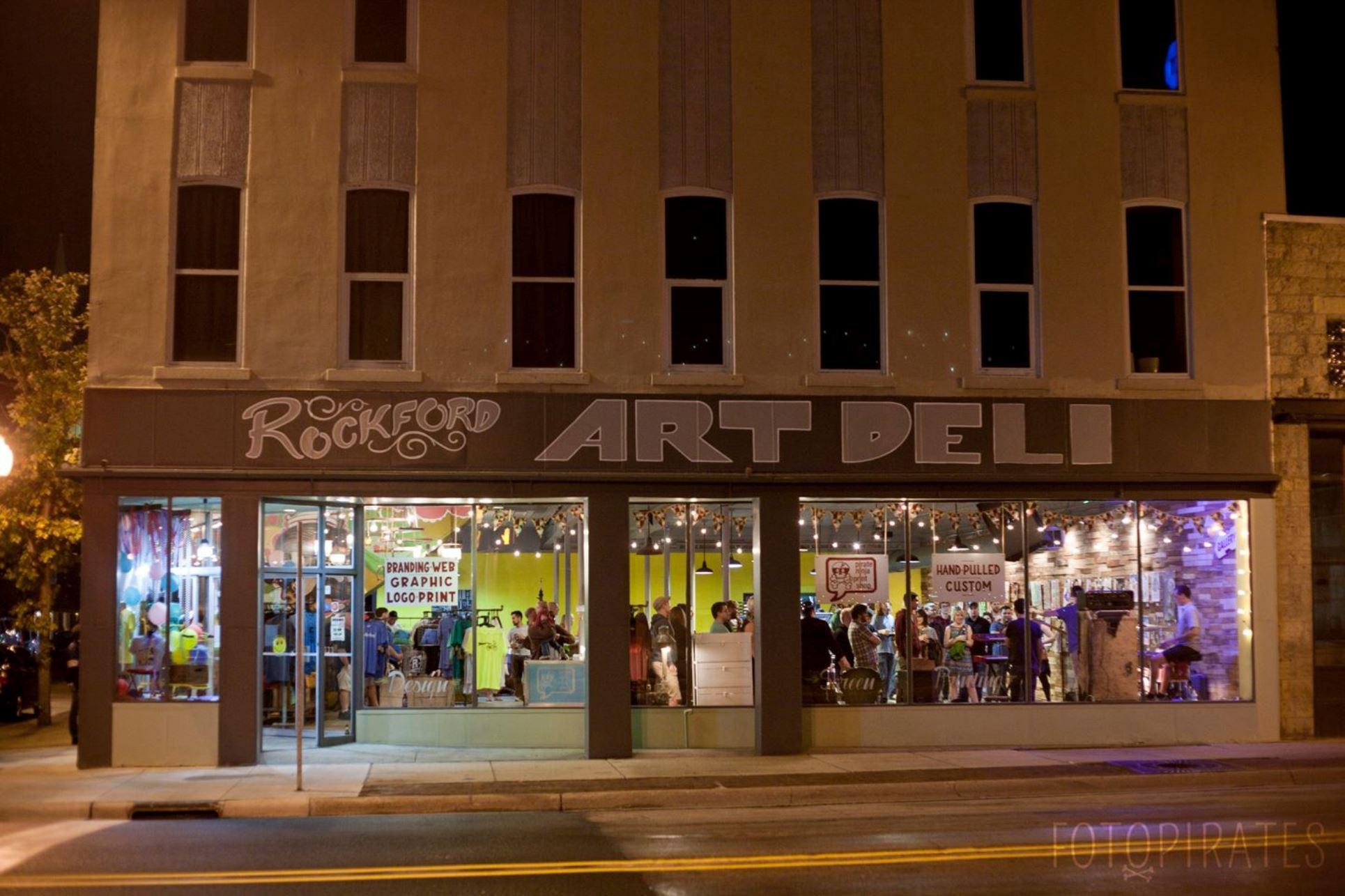 Rockford Art Deli (R.A.D.) | Enjoy Illinois