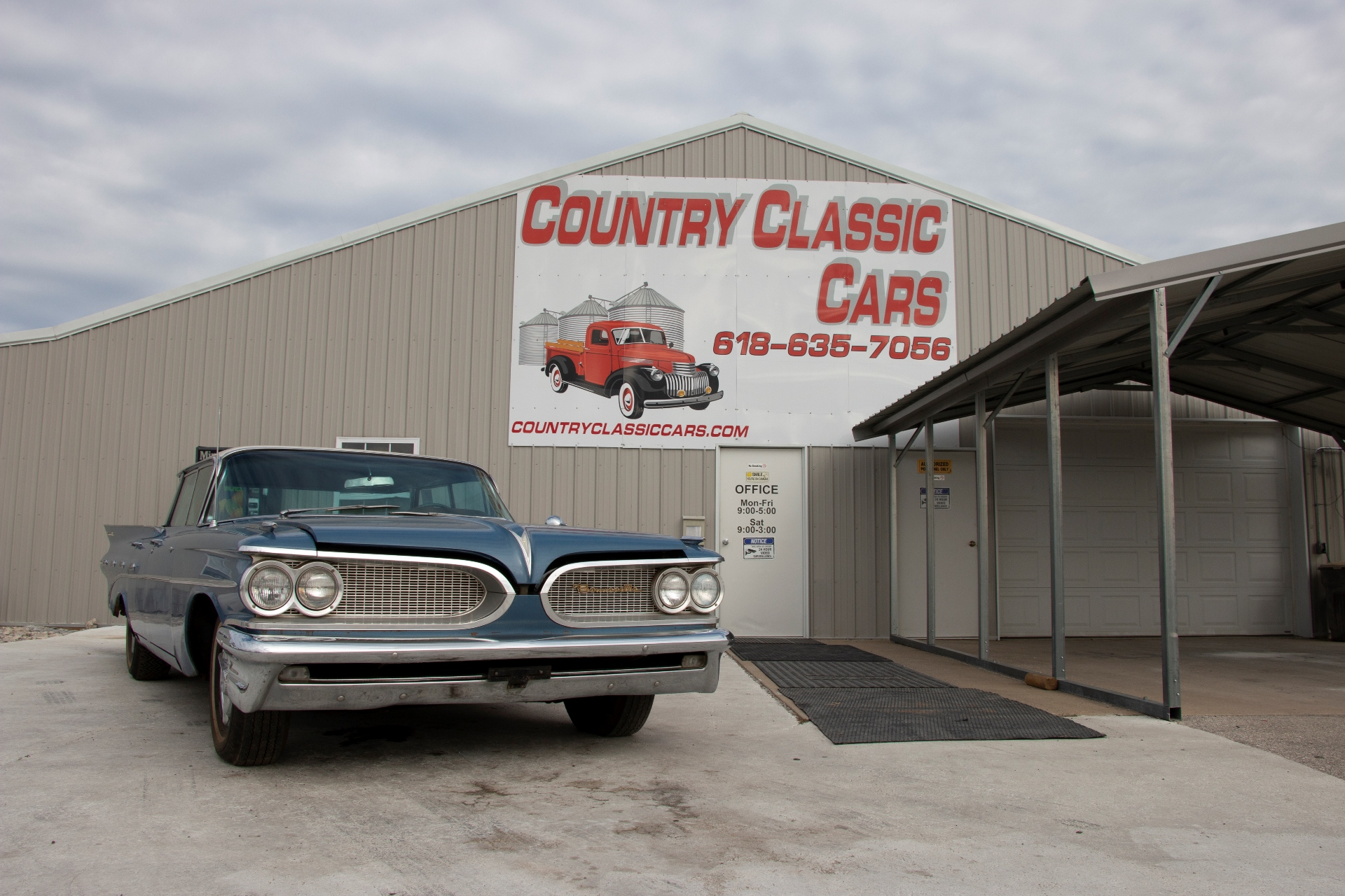 Country Classic Cars Enjoy Illinois