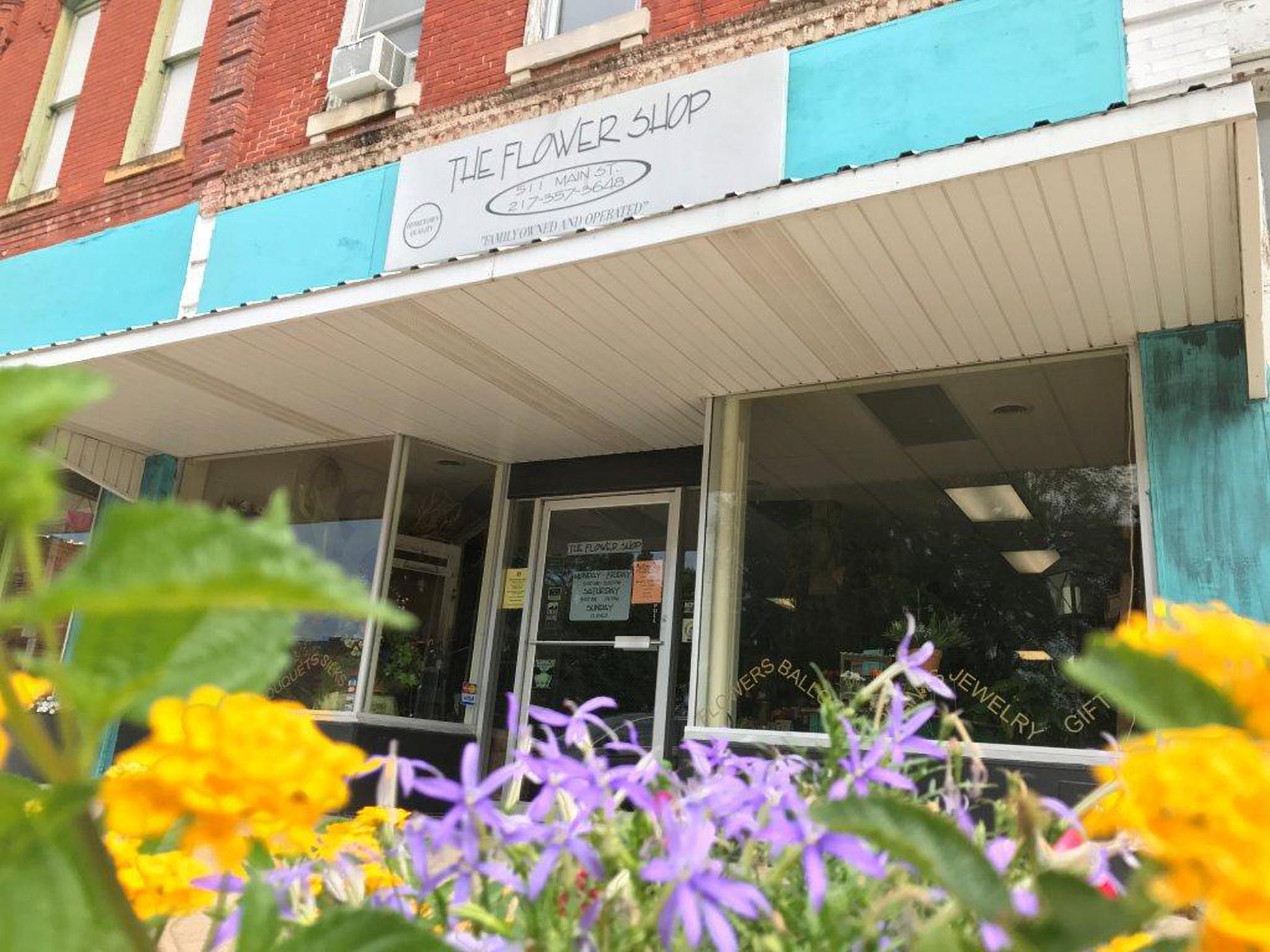 The Flower Shop North Side Java Enjoy Illinois