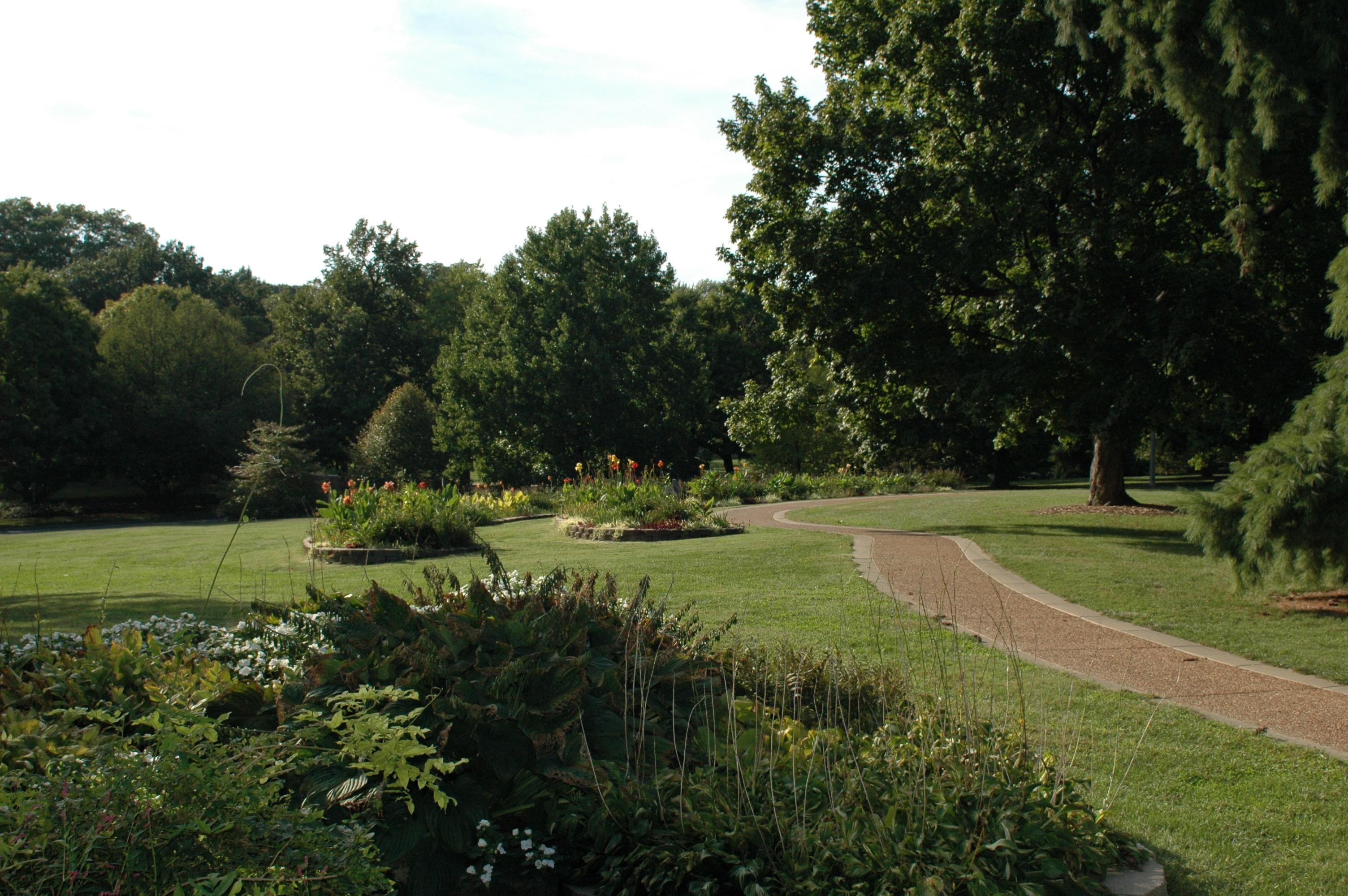 Washington Park Botanical Garden Fasci Garden