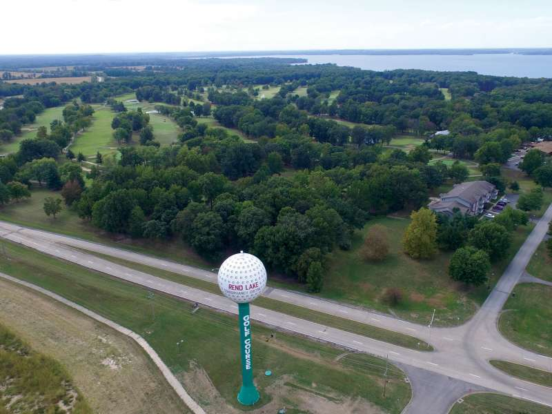 Rend Lake Golf Course Enjoy Illinois