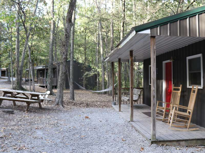 Rend Lake Cabins In The Woods Enjoy Illinois