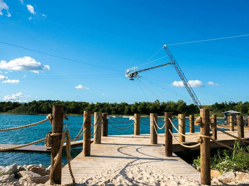 The Quarry Cable Park And Grille
