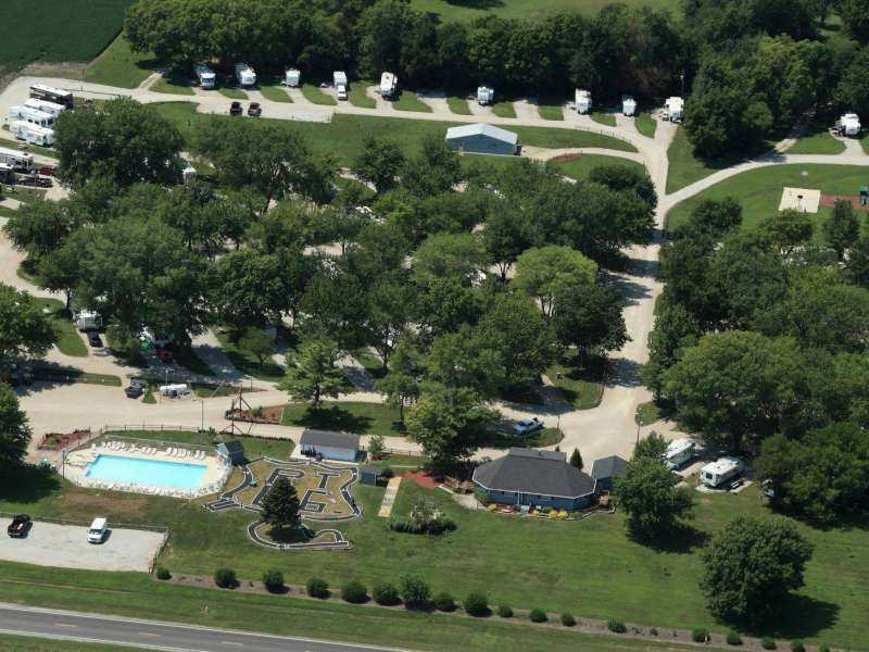 The Double J Campground RV Park