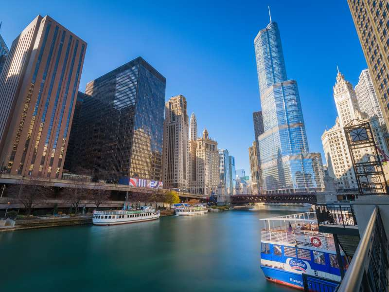 boat tours and cruises in illinois