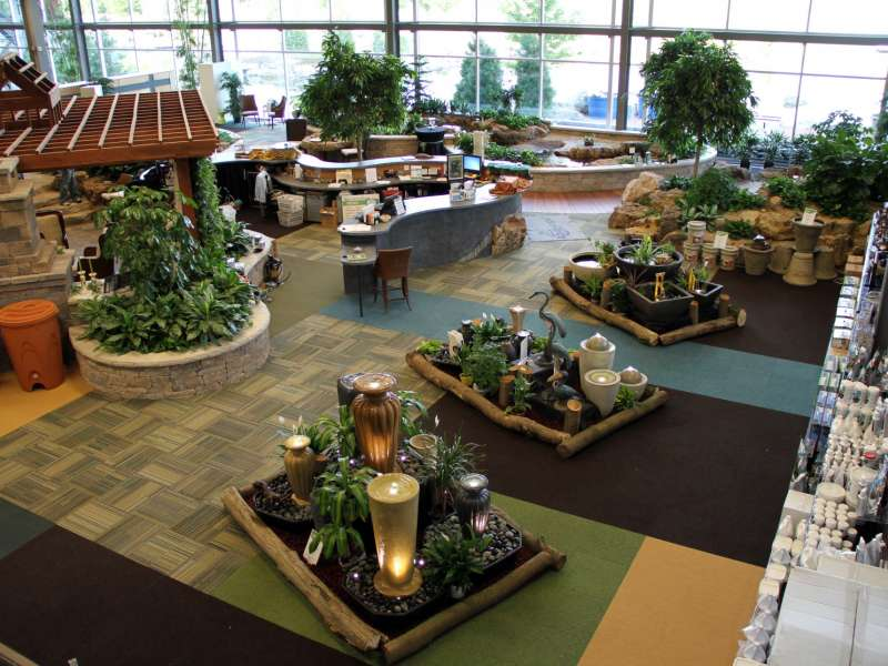 Aquascape Designs Water Gardening Store | Enjoy Illinois