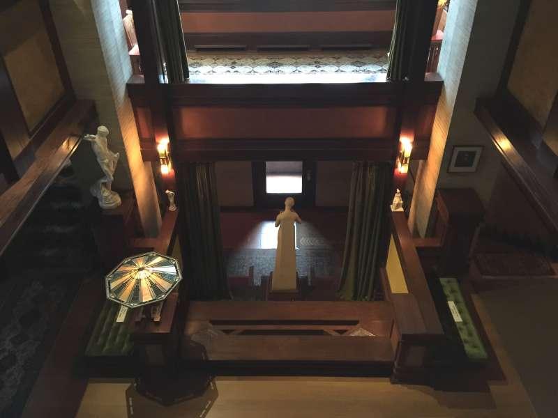 Dana Thomas House Frank Lloyd Wright Design Enjoy Illinois