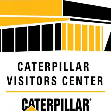 Caterpillar Visitor's Center in Peoria, IL