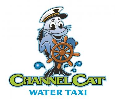 Channel Cat Water Taxi in Moline, IL