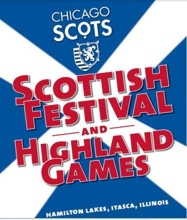 Scottish Festival and Highland Games in Itasca, IL