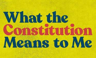 What the Constitution Means to Me at the Broadway Playhouse in Chicago, IL