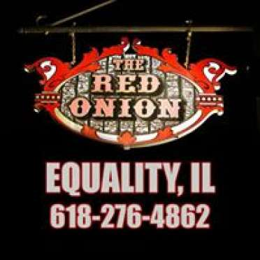 The Red Onion in Equality, IL