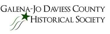 Galena/Jo Daviess County Historical Society logo