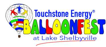 Touchstone Energy Balloon Fest in Shelbyville, IL