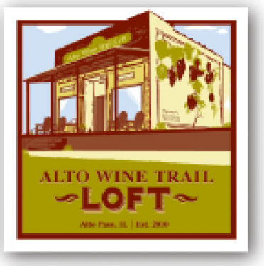 Alto Wine Trail Loft in Alto Pass, IL