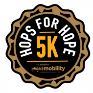 Hops for Hope 5K  in St. Charles, IL