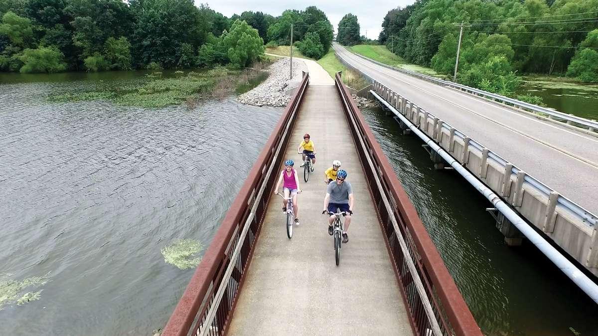 Image result for rend lake bike trails