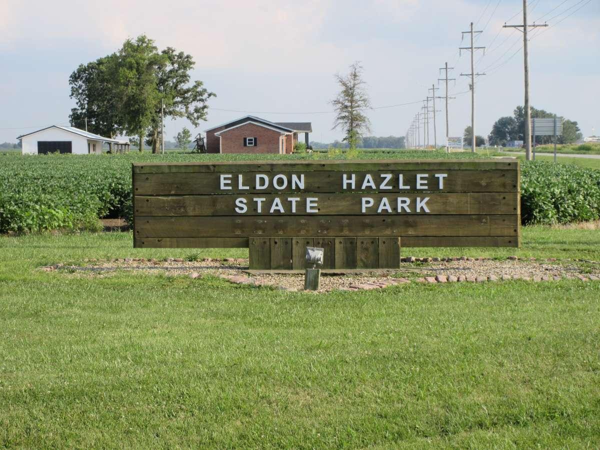 Eldon Hazlet State Park Enjoy Illinois
