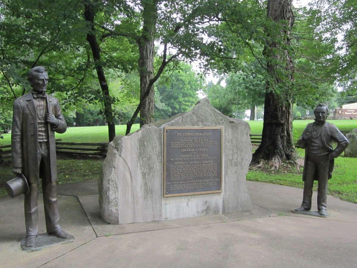 Lincoln Memorial Park Enjoy Illinois