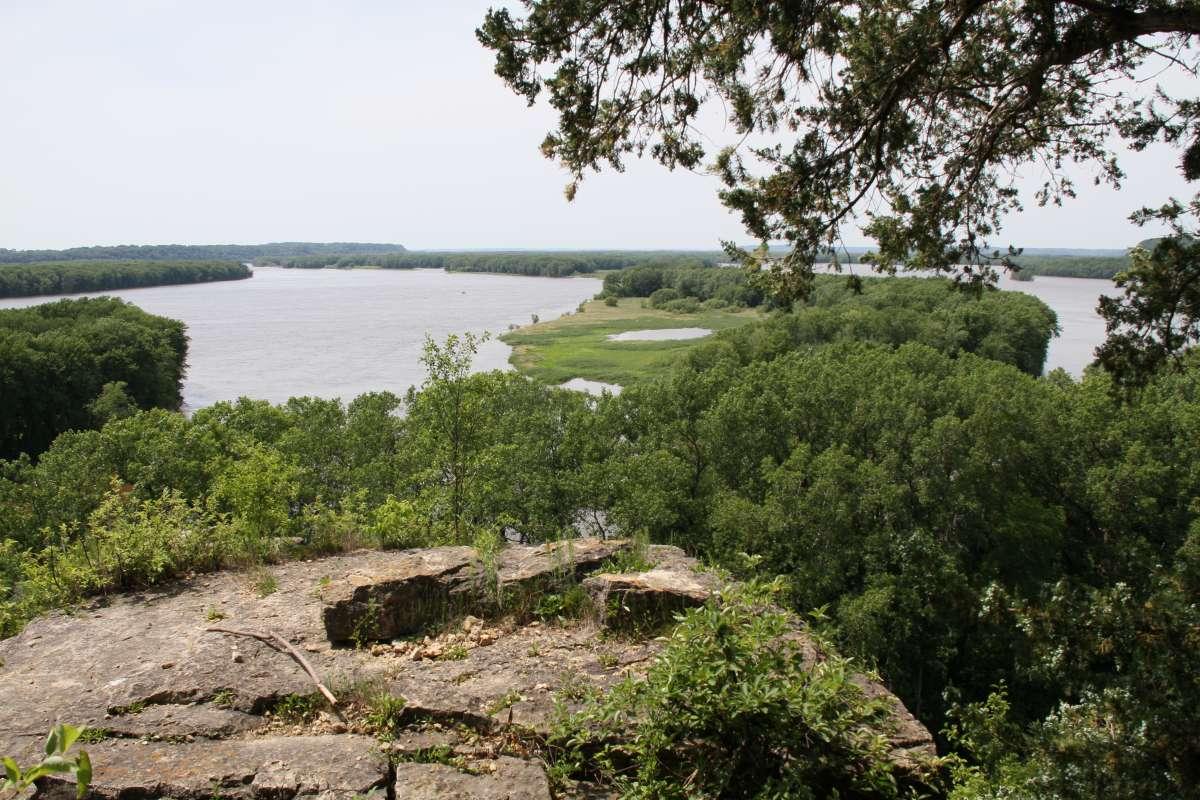 Mississippi Palisades State Park Enjoy Illinois