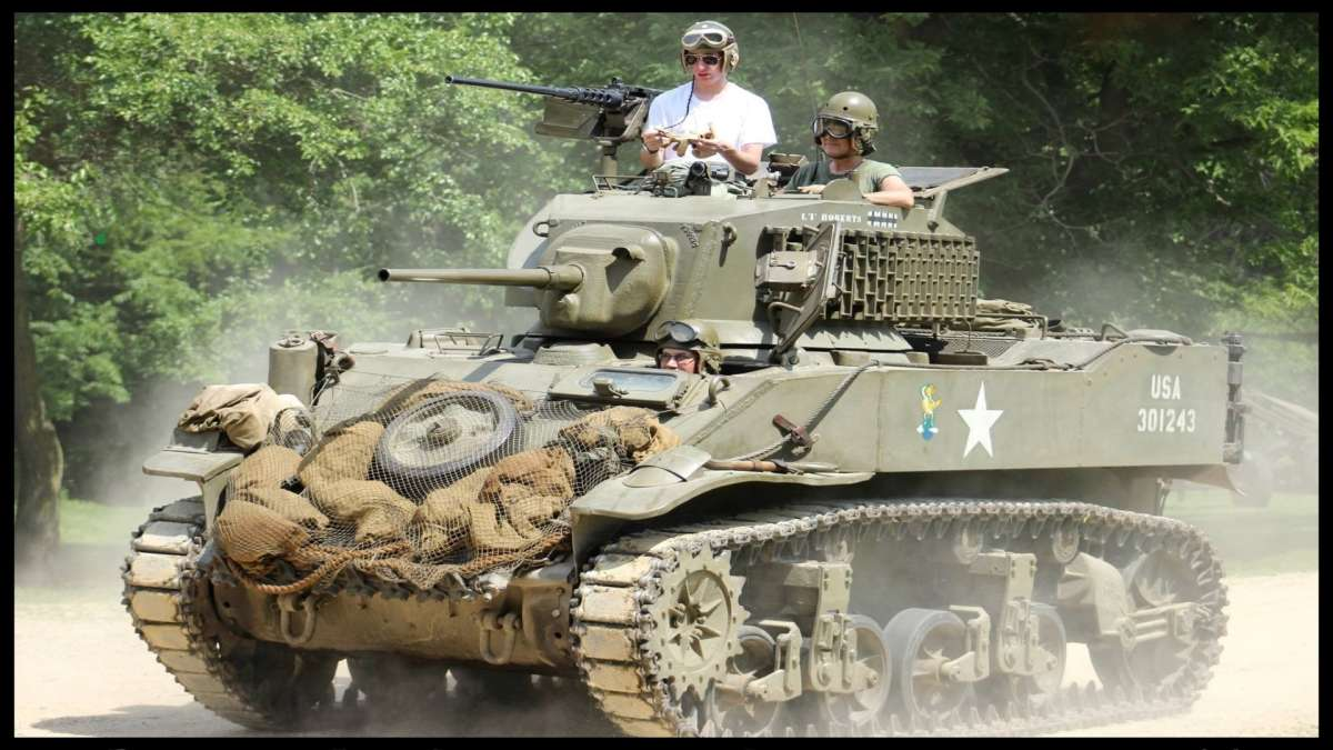 Dixon WWII Reenactment | Enjoy Illinois