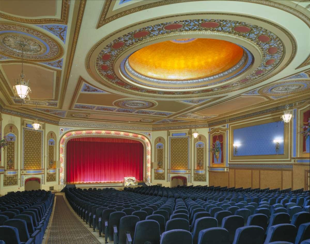 Tivoli Theatre Downers Grove Enjoy Illinois