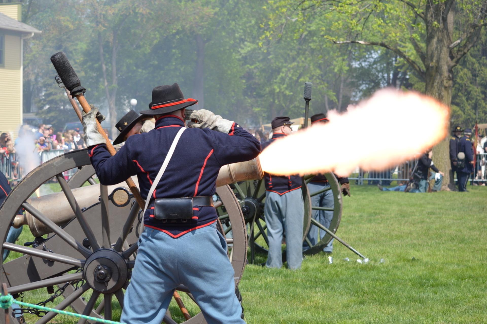 Civil War Days | Enjoy Illinois