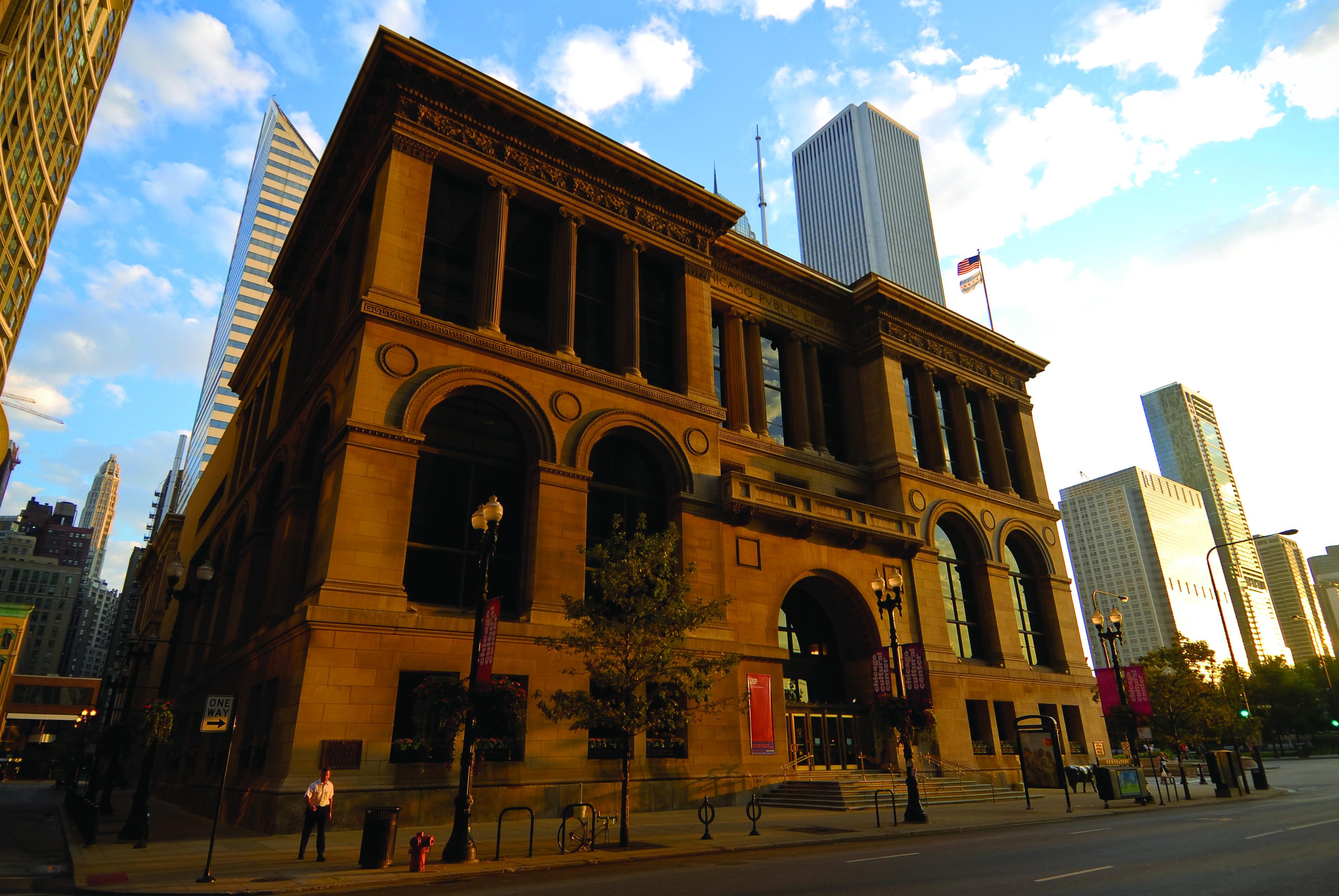 Chicago Cultural Center | Enjoy Illinois