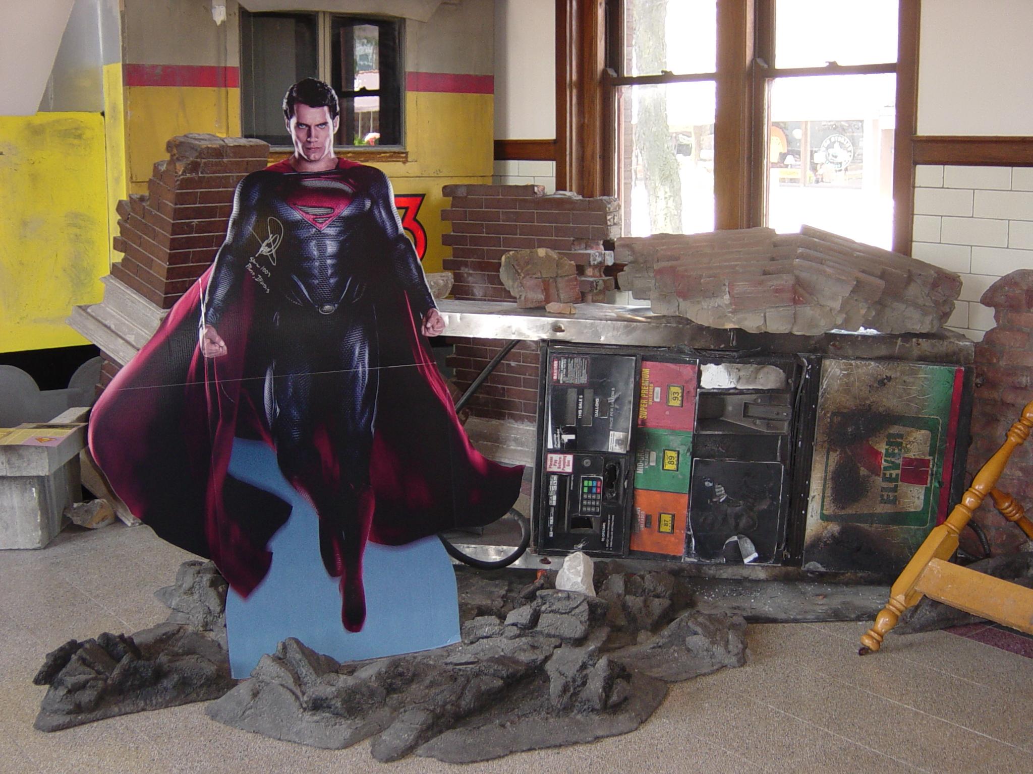 Smallville Museum   Enjoy Illinois