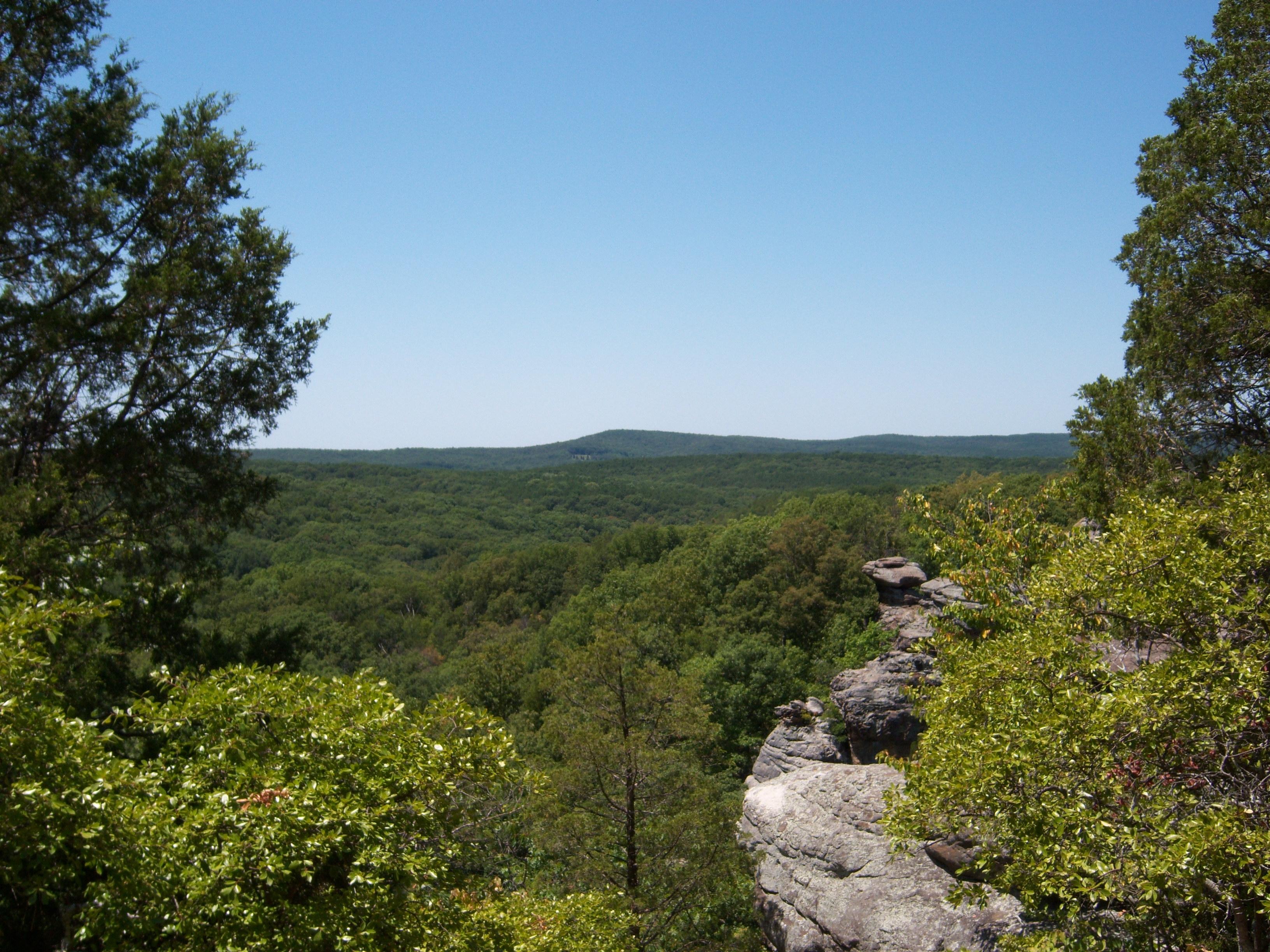 garden of the gods - Shawnee National Forest Garden Of The Gods
