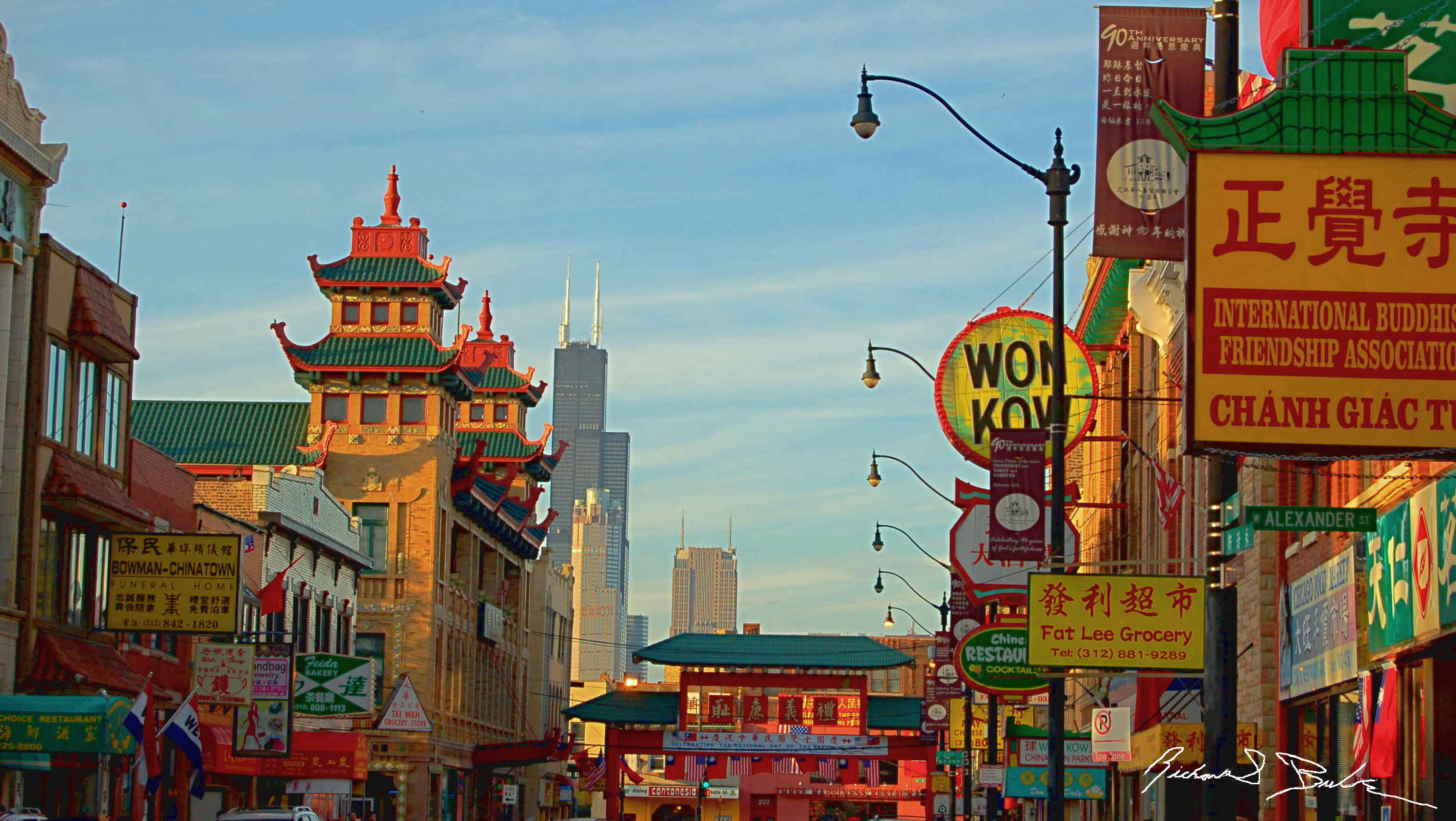 Image result for chinatown chicago