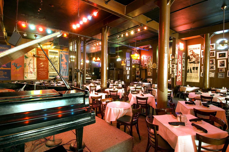Jazz Bar Restaurant Chicago