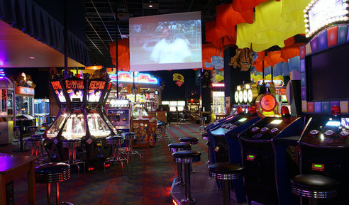Dave And Buster S Chicago Enjoy Illinois