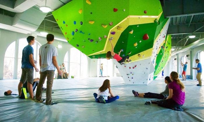 First Ascent Climbing & Fitness (Uptown) | Enjoy Illinois